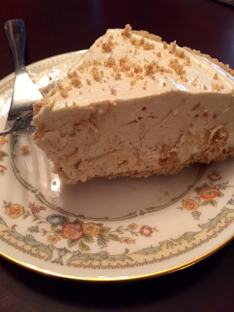 Big C's Peanut Butter Pie