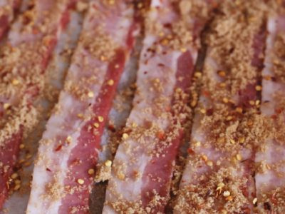 Brown Sugar Bacon with Anything Recipe
