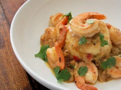 Shellie's Shrimp and Grits